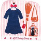 Mini Towel - 25x25cm - Picot Race & Ribbon - Dress - Kiki's Delivery Service - Ghibli - 2016 (new)