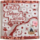 Mini Towel - 25x25cm - Applique & Embroidery - Bouquet - Kiki's Delivery Service - 2016 (new)