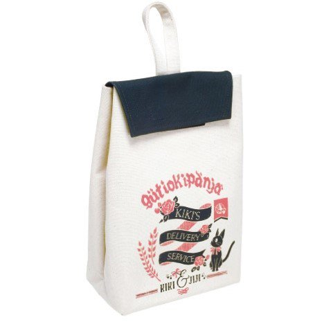 Plastic Bag Case - Handle - Cotton - Jiji - Kiki's Delivery Service - Ghibli - 2016 (new)