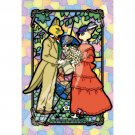 Jigsaw Puzzle - 126 piece- Art Crystal like Stained Glass - Baron - Whisper of the Heart -2016 (new)