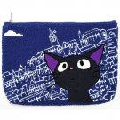 Pouch Bag 19x26cm- Japanese Sagara Embroidery- Jiji - Kiki's Delivery Service - Sun Arrow 2016 (new)