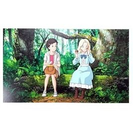 2017 Monthly Calendar 22 Studio Ghibli Movie- When Marnie was There/ Omoide no Marnie and More (new)