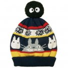 Hat - Kid - Stretch - Fleece - Kurosuke - Totoro - 2016 (new)