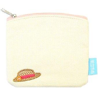 Pocket Tissue Case Pouch - Synthetic Leather - Wind Rises / Kaze Tachinu 2013 no production (new)