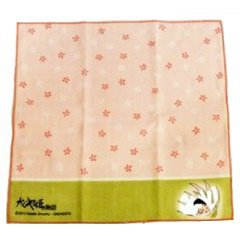 Handkerchief -29x29cm- Gauze - Made in Japan - Tale of Princess KAGUYA - 2013 - no production (new)