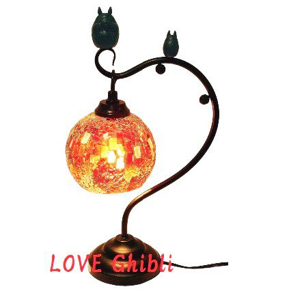 Light Stand Lamp - 3 Stage Touch Dimmer - Ocarina - Electric Appliance - Totoro - Ghibli -2016 (new)