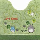 Toilet Mat - 60x60cm - Applique & Embroidery - Totoro - Ghibli - 2016 (new)