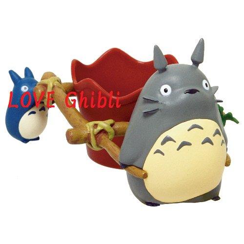 Mini Planter Pot - Chu & Sho & Totoro - Ghibli - 2016 (new)