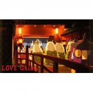 1 left - Bookmarker - Movie Film #10 - 6 Frame - Onama sama - Spirited Away - Ghibli Museum (new)