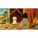 1 left- Bookmarker - Movie Film #22 - 6 Frame - Yubaba & Haku - Spirited Away - Ghibli Museum (new)