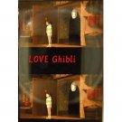 1 left- Bookmarker - Movie Film #23 - 6 Frame - Sen & Kaonashi - Spirited Away - Ghibli Museum (new)