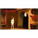 RARE 1 left - Bookmark - Movie Film#31 - 6 Frame - Sen & Kaonashi - Spirited Away - Ghibli Museum