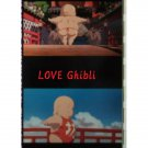 1 left- Bookmarker - Movie Film #49 - 6 Frame - Yubaba & Bou - Spirited Away - Ghibli Museum (new)