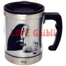Thermal Mug Cup 400ml - In Collaborative with Thermo Mug - Kaonashi No Face Spirited Away 2016 (new)