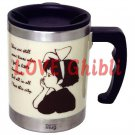 Thermal Mug Cup 400ml - In Collaborative with Thermo Mug - Kiki's Delivery Service Ghibli 2016 (new)