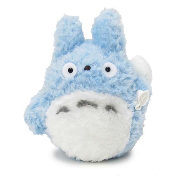 Plush Doll (S) - Fluffy Soft - Chu Totoro - Ghibli - Sun Arrow - 2014 (new)