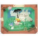 Paper Craft Kit - Paper Theater - Mei & Sho & Chu & Totoro - Ghibli - Ensky - 2016 (new)