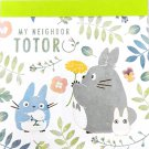 Notepad - 100 Pages - 4 Designs x 25 Page Each - Made in Japan - Totoro - Ghibli - 2017 (new)