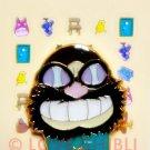 5 left - Pin Badge - Mamma Aiuto - Porco - Ghibli Museum - Mini Card & Mini Envelope (new)