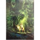 SOLD - Postcard - Ashitaka Yakkuru - Mononoke - Ghibli Museum Art Collection - Card & Bag (new)