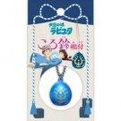 Strap Holder Holder - Netsuke - Bell - Hikouseki / Flying Stone - Laputa - Ghibli - Ensky - 2017 (new)