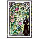 126 pieces Jigsaw Puzzle - Art Crystal like Stained Glass - Kiki's Delivery Service 2017 (new)
