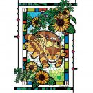 126 pieces Jigsaw Puzzle - Art Crystal like Stained Glass - Nekobus Catbus - Totoro 2017 (new)
