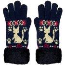 Gloves - Women Free Size - Fluffy Inside - Jiji - Kiki's Delivery Service - Ghibli - 2017 (new)
