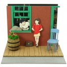 Miniatuart Kit - Mini Paper Craft Kit - Moon Shizuku Seiji - Whisper of the Heart Ghibli 2017 (new)