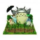 Miniatuart Kit - Mini Paper Craft Kit - Mei Satsuki Sho Chu Totoro - Ghibli - 2017 (new)