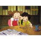 108 pieces Jigsaw Puzzle - kinomi ga ippai - Mei & Satsuki - Totoro - Ghibli - Ensky (new)