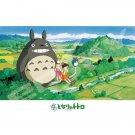 300 pieces Jigsaw Puzzle - gogatsubare no hi ni - Totoro & Chu & Sho & Mei & Satsuki - Ensky (new)