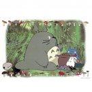 300 pieces Jigsaw Puzzle - totoro no gochisou - Totoro & Chu & Sho - Ghibli - Ensky (new)