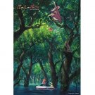 108 pieces Jigsaw Puzzle - kyujotai - Ponyo Sousuke Ponponsen Ghibli Ensky 2014 no production (new)