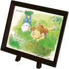 150 pieces Jigsaw Puzzle - Pieces Smallest Size - Frame & Easel - ogawa - Totoro Ghibli 2016 (new)