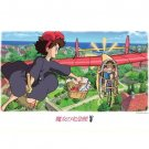 1000 pieces Jigsaw Puzzle - catch - Kiki & Tombo - Kiki's Delivery Service - Ghibli - Ensky (new)