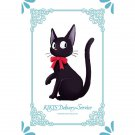 150 pieces - Mini Jigsaw Puzzle - furikaeri Jiji - Kiki's Delivery Service Ghibli 2015 no production