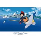 108 pieces Jigsaw Puzzle - kamome - Kiki & Jiji - Kiki's Delivery Service - Ghibli - Ensky (new)