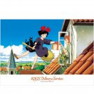 RARE 108 pieces Jigsaw Puzzle Made JAPAN otodokemono Jiji Kiki's Delivery Service Ghibli no product
