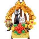 Puzzle 35 Pieces - Figure - Kumukumu - Jiji Lily - Kiki's Delivery Service - Ghibli Ensky 2013 (new)