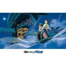 300 pieces Jigsaw Puzzle - Flapter Pazu Sheeta Dora - Laputa - Ghibli - Ensky no production (new)