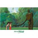 108 pieces Jigsaw Puzzle - teien - Pazu & Sheeta & Robot - Laputa - Ghibli - Ensky 2014 (new)