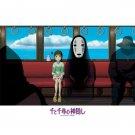 108 pieces Jigsaw Puzzle - Kaonashi & Chihiro & Bounezumi & Haedori - Spirited Away - Ghibli (new)