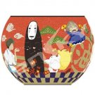 80 piece Jigsaw Puzzle - 3D Art Bowl - Kaonashi & Yubaba & Haku - Spirited Away - Ghibli (new)