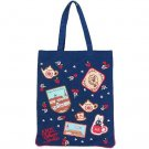 Tote Bag - Cotton - Patch / Wappen & Embroidery - Kiki's Delivery Service - Ghibli - 2015 (new)