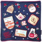 Cushion Cover 45x45cm Cotton - Patch Wappen Embroidery- Kiki's Delivery Service Ghibli 2015 (new)