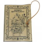 1 left - Book Cover - Leather - Ring Ornament - Howl's Moving Castle - Ghibli - no production (new)
