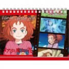 2018 Calendar - Desktop Monthly - Mary and the Witch's Flower / Mary to Majo no Hana Ghibli (new)