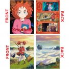 2 Clear File Set - Made in Japan - Mary and the Witch's Flower / Mary to Majo no Hana Ghibli (new)