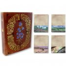 Folded Notepad Total 80 Sheets - Mary and the Witch's Flower Mary to Majo no Hana Ghibli 2017 (new)